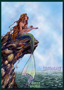 The mermaid exist - 2 part 9